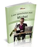 E-book 'Leer goochelen met Michel, deel 1'
